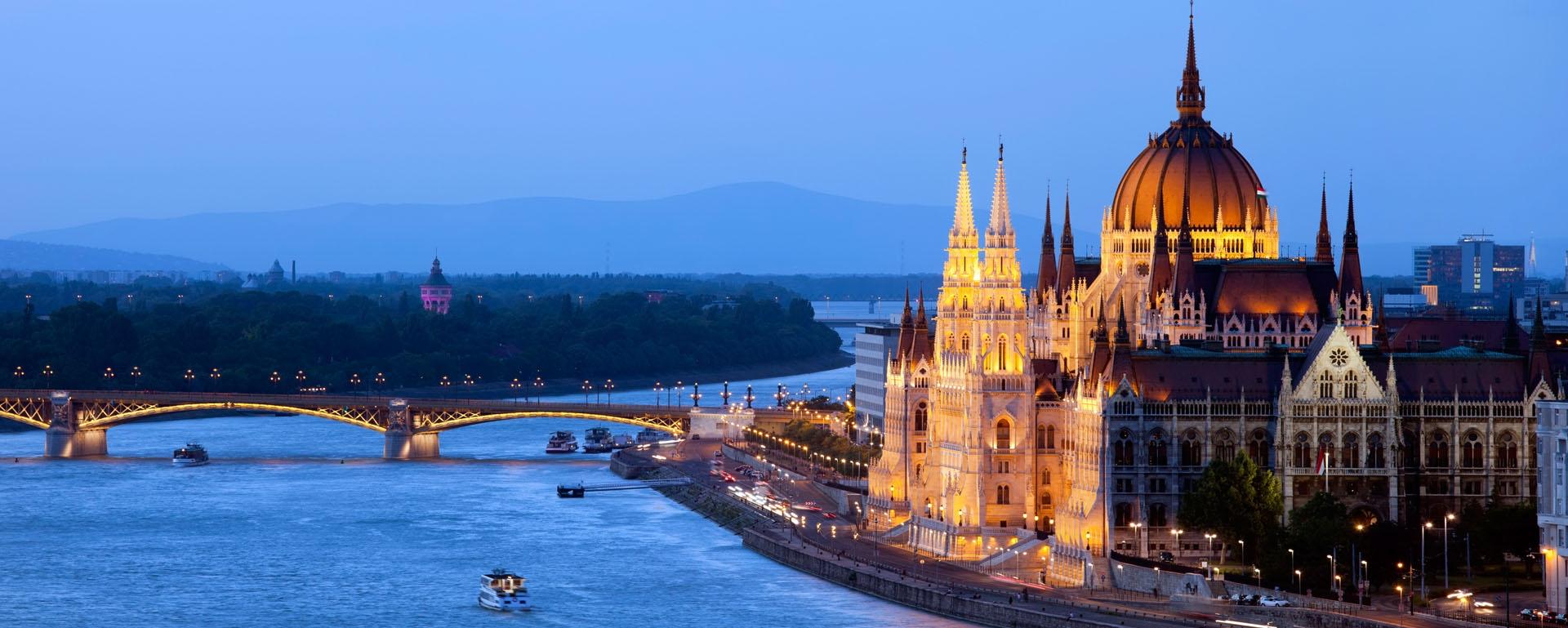 WEEK-END A BUDAPEST